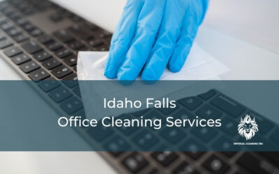 Idaho Falls Office Cleaning Services