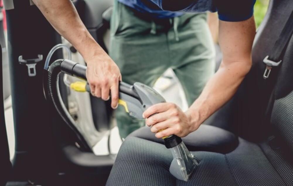 Car Dealership Cleaning - HEPA Filter Vacuums