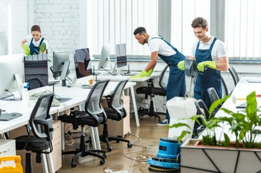 Exceeding Your Commercial Cleaning Expectations