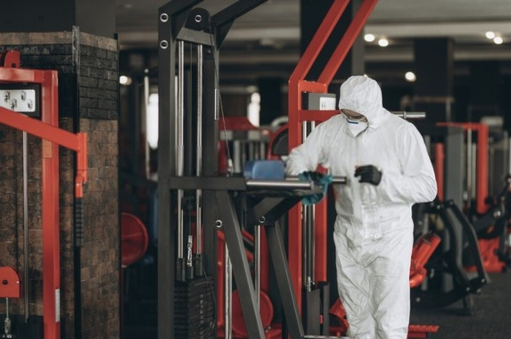 Gym Cleaning Services Satisfaction Guarantee (1)